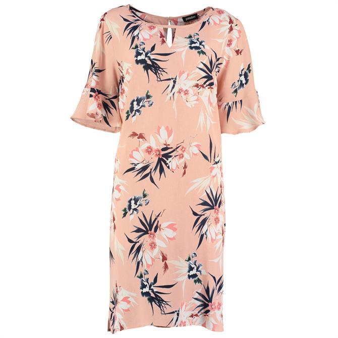 Pomodoro Floral Print Dress