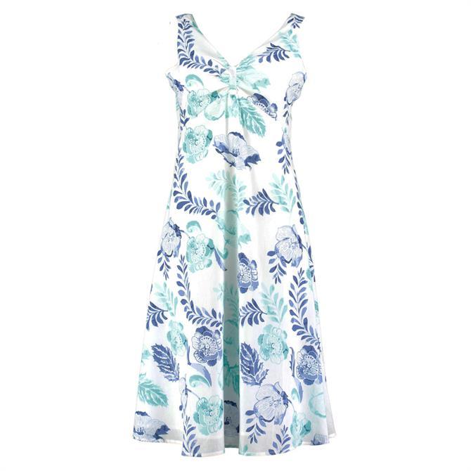 Pomodoro Tahiti Floral Dress