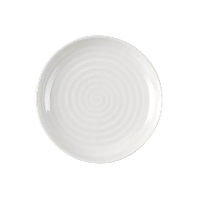 Sophie Conran Teabag Tidy Coupe Plate