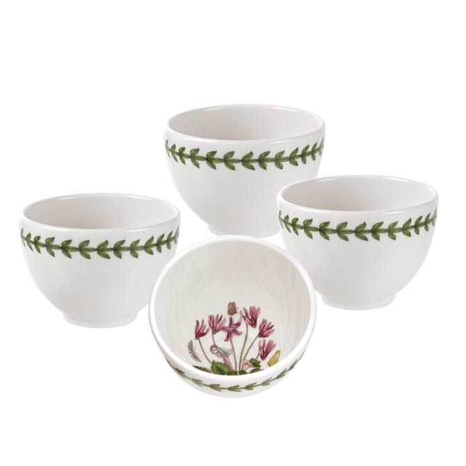 Portmeirion Botanic Garden 9.5cm Bowls: Set Of 4