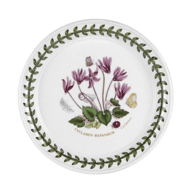 Portmeirion Botanic Garden Bread Plate: 5 Inch (No Guarantee of Flower Design)
