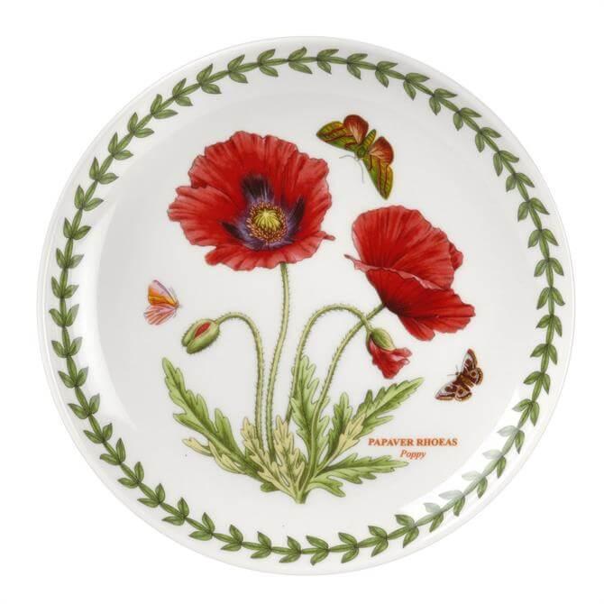 """Portmeirion Botanic Garden Coupe Plate: 6"""""""