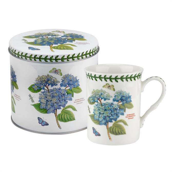 Portmeirion Botanic Garden Mug In A Tin: Various Patterns