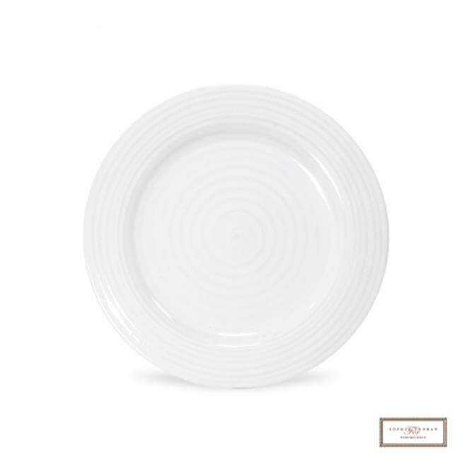 Sophie Conran For Portmeirion White Side Plate: 20cm