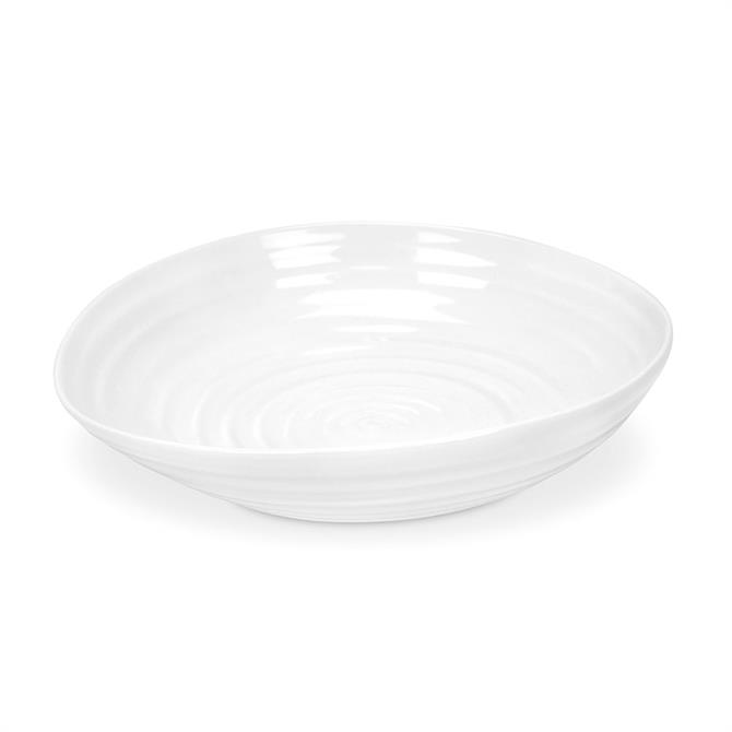 Sophie Conran For Portmeirion White Pasta Bowl