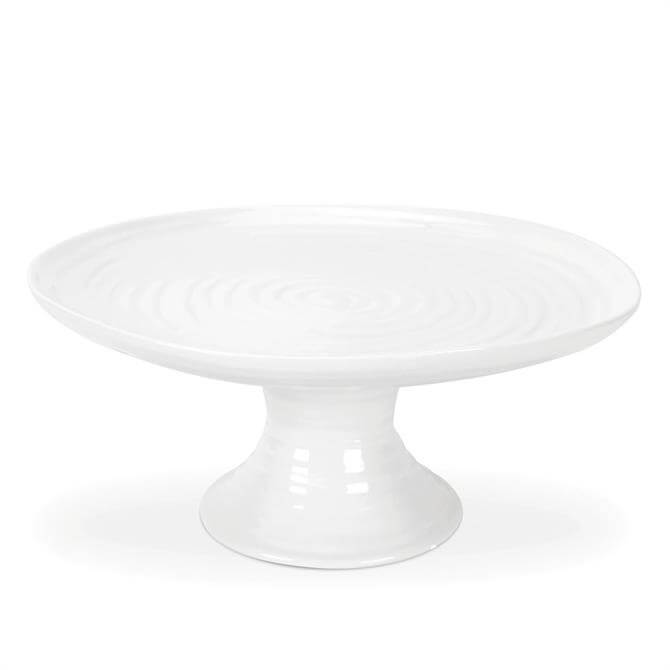 Sophie Conran For Portmeirion Small Foot Cake Plate
