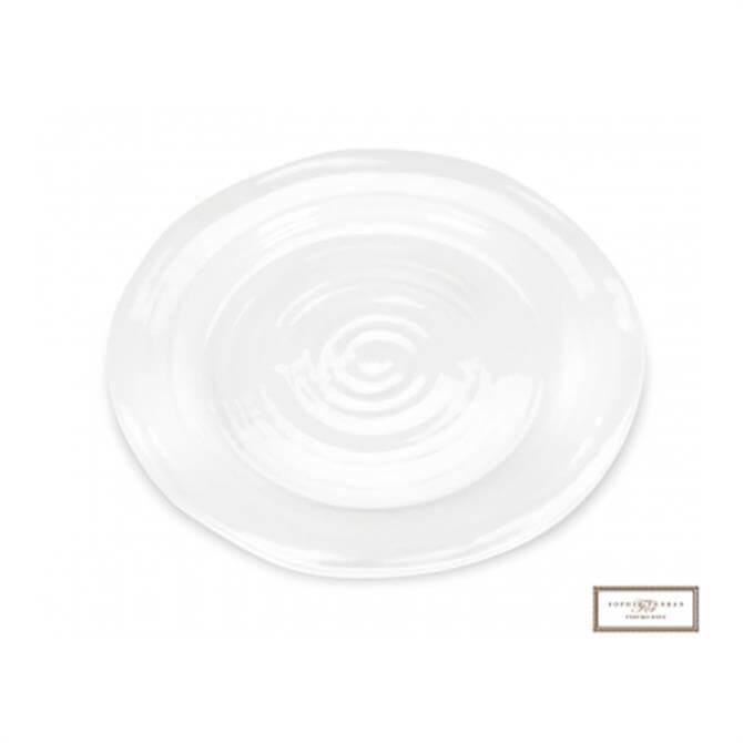 Sophie Conran For Portmeirion White Tea Plate: 15cm