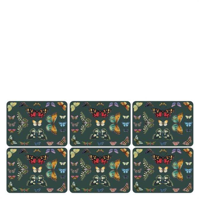 Botanic Garden Harmony Set of 6 Placemats