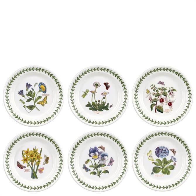 Portmeirion Botanic Garden Assorted Side Plates