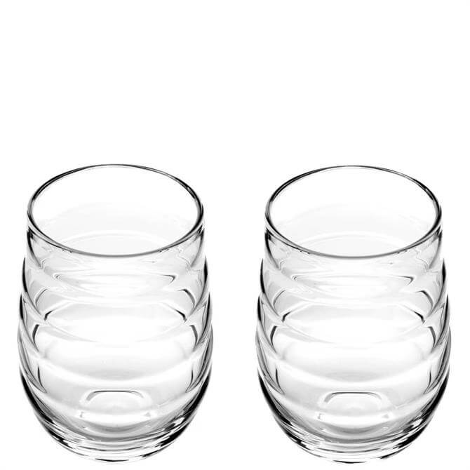 Sophie Conran for Portmeirion Set of 2 Balloon Highball Glasses
