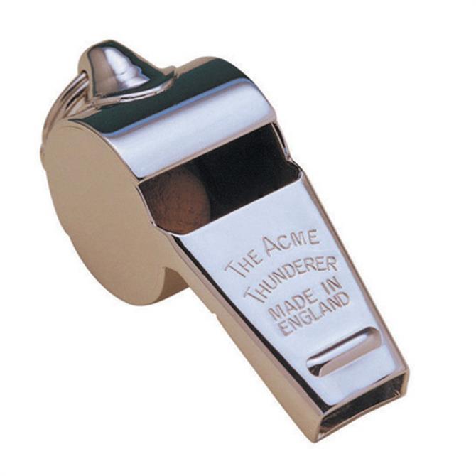 Precision Training Acme Thunderer Football Whistle