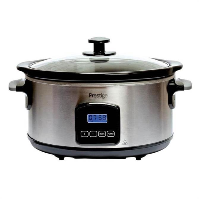 Prestige Digital Slow Cooker: 5.5 Litre