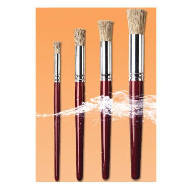 Pro Arte Stencil Brush Series SB