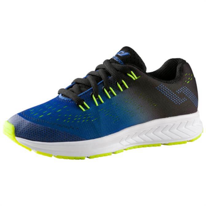 Pro-Touch Junior OZ II Running Shoe-Blue Black