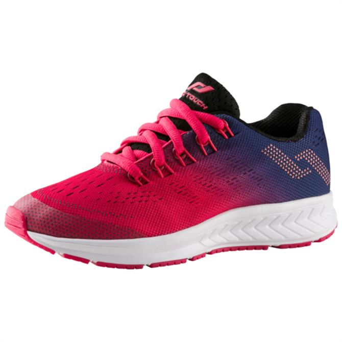 Pro-Touch Junior OZ 2.0 Running Shoes- Navy Pink