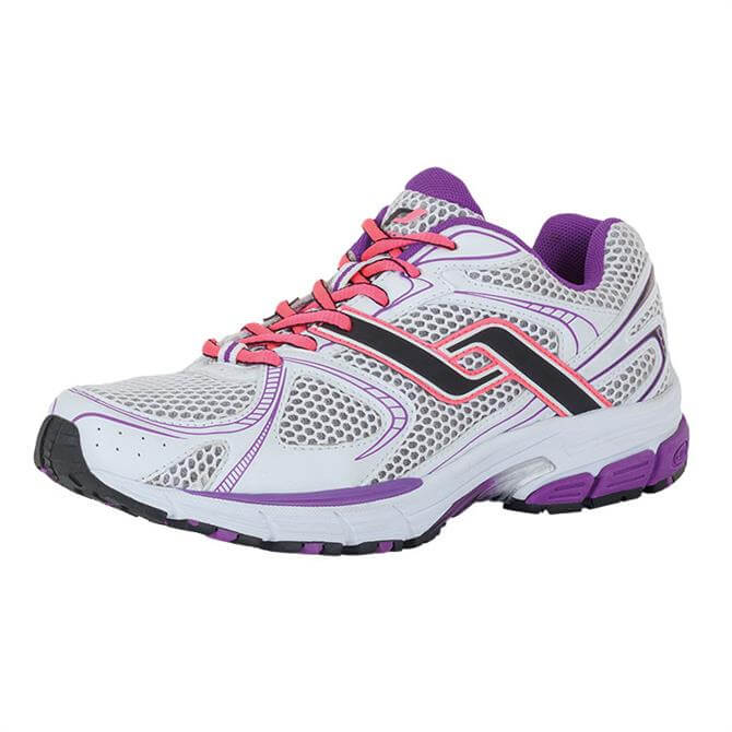 Pro Touch Womens Chicago II - White Violet