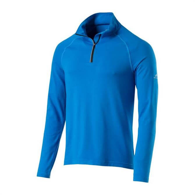 Pro-Touch Men's Cusco UX Long Sleeve Running Top - Blue Royal