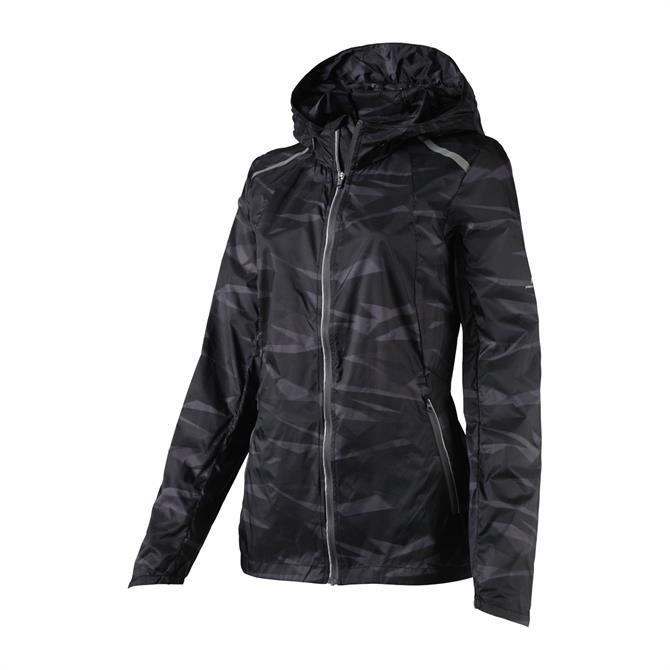 Pro Touch Women's Joba II Lightweight Running Jacket - Black