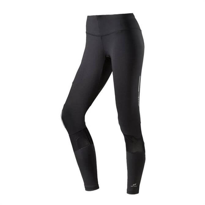 Pro Touch Womens Canela II Fitness Tights Black