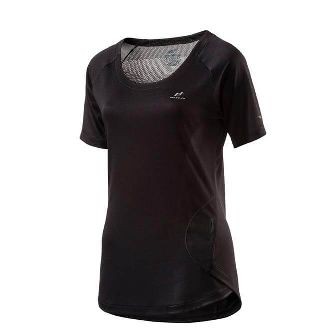 Pro Touch Women's Rosita IV Running Top- Black