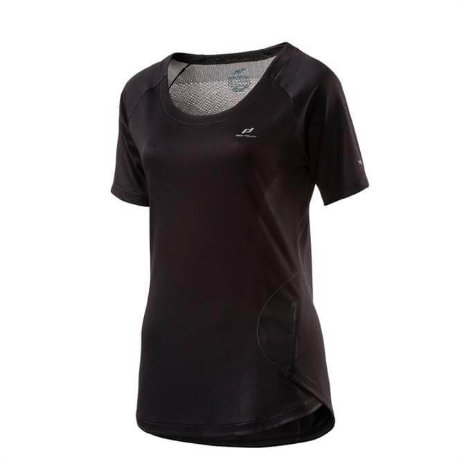 Pro Touch Women's Rosita IV Running Top- Black