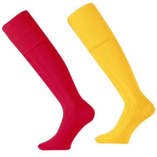 Prostar Senior Mercury Plain Team Football Socks