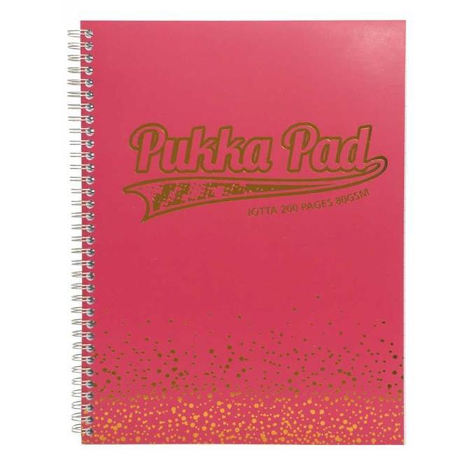 Pukka A4 Blush Jotta Notepad