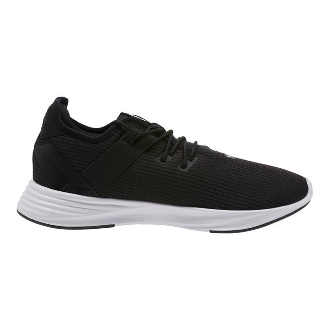 Puma Women's Radiate XT Fitness Shoes - Black/White