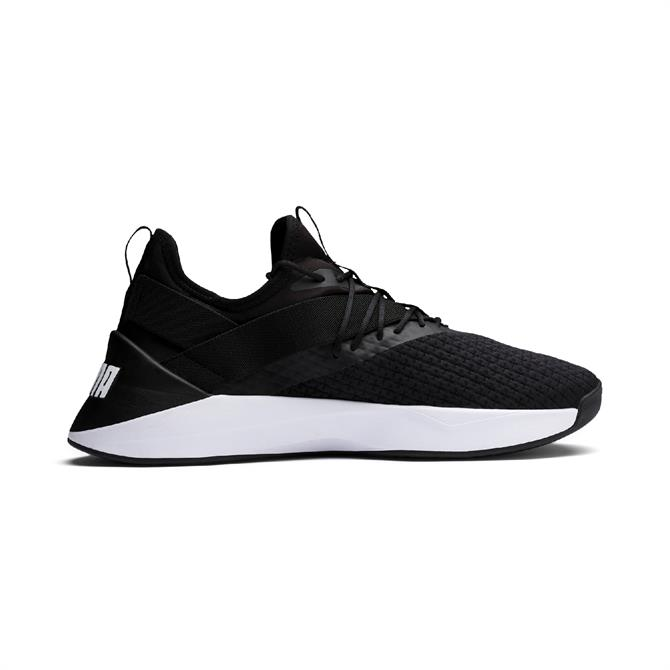 Puma Men's Jaab XT Trailblazer Fitness Shoe - Black/White