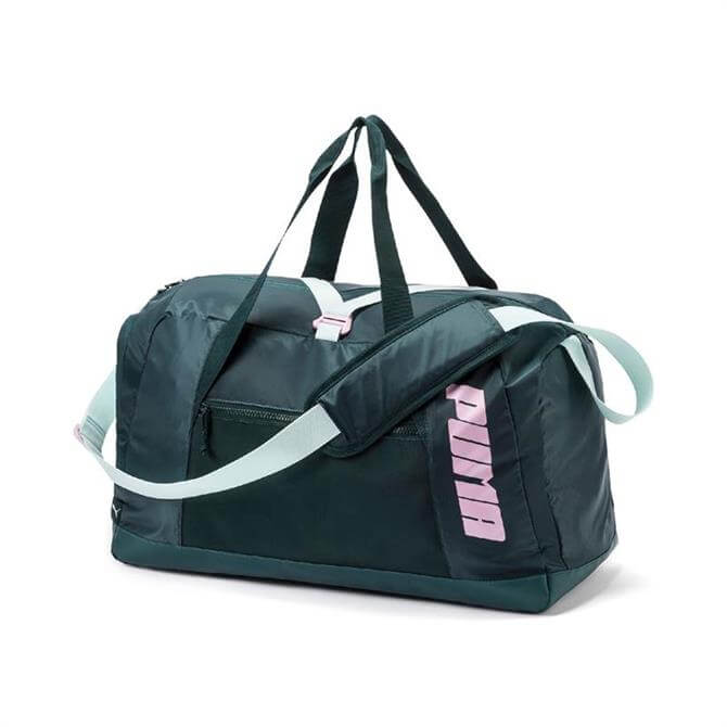 Puma At the Gym Ponderosa Pine Duffle Bag