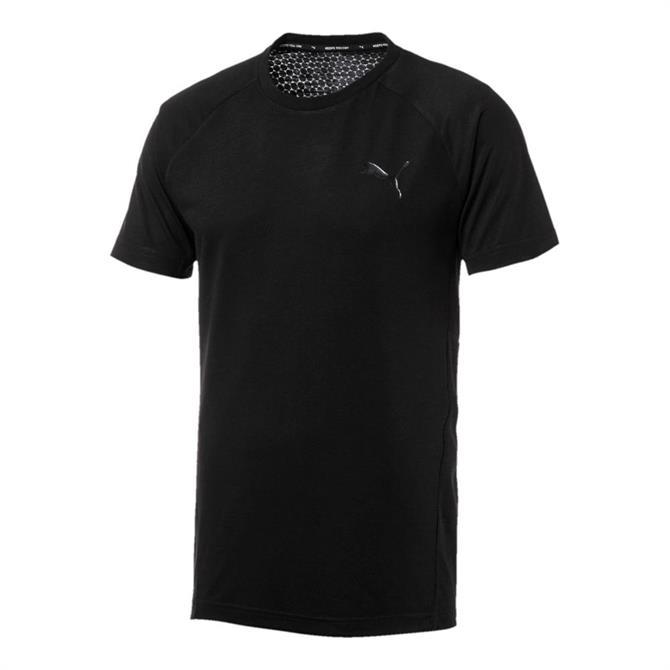 Puma Men's Evostripe Move Puma Black T-Shirt