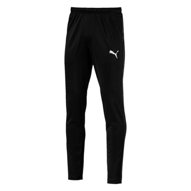 Puma Men's Football FtblPLAY Black Tracksuit Bottoms