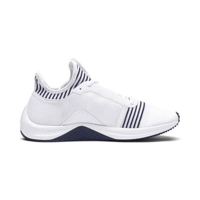 Puma Women's Amp XT Fitness Trainers- Puma White