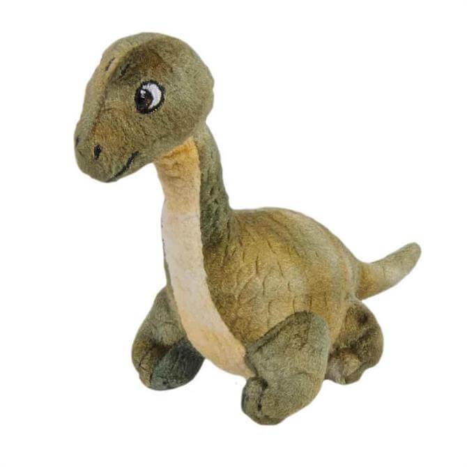 Puppet Company Dino Brontosaurus Finger Puppet