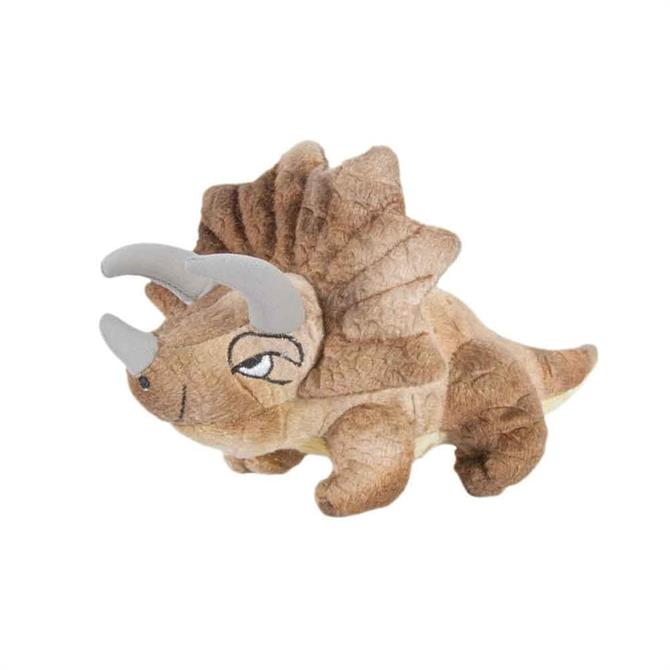 Puppet Company Triceratops Finger Puppet