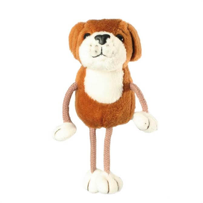 Puppet Company Dog Finger Puppet
