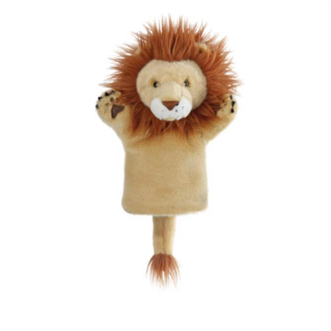 Puppet Company CarPets Lion