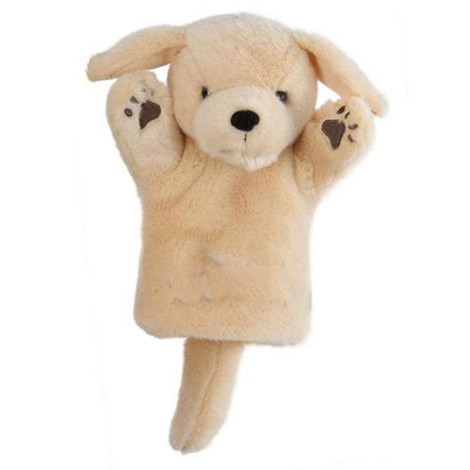 Puppet Company CarPet Yellow Labrador