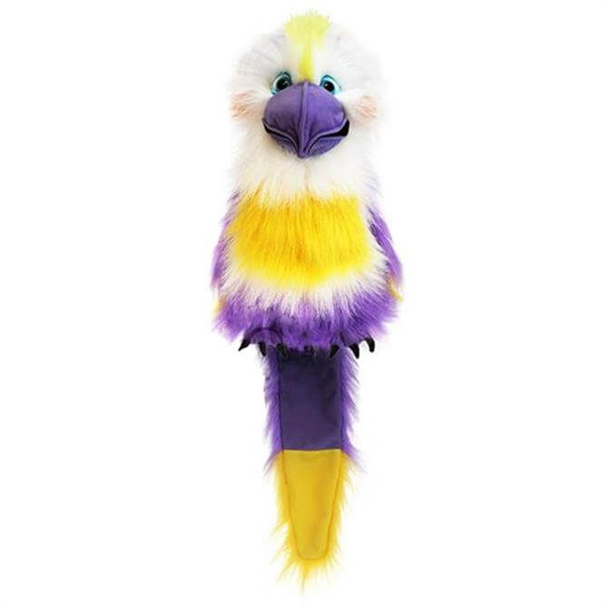 Puppet Company Large Cockatiel