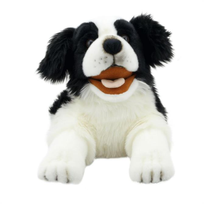 Puppet Company Border Collie
