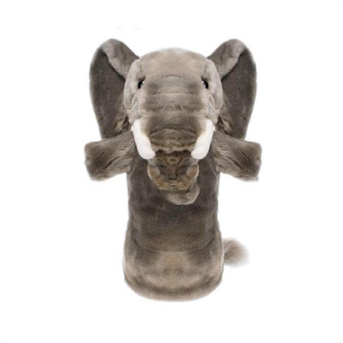 Puppet Company Long Sleeved Elephant