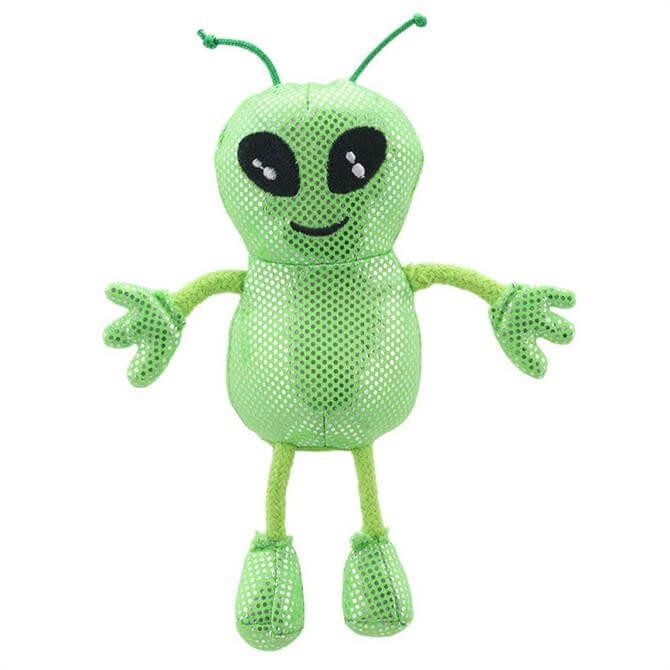 Puppet Company Alien Finger Puppet