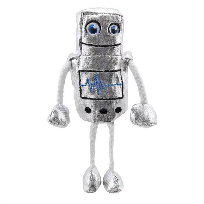 Puppet Company Robot Finger Puppet