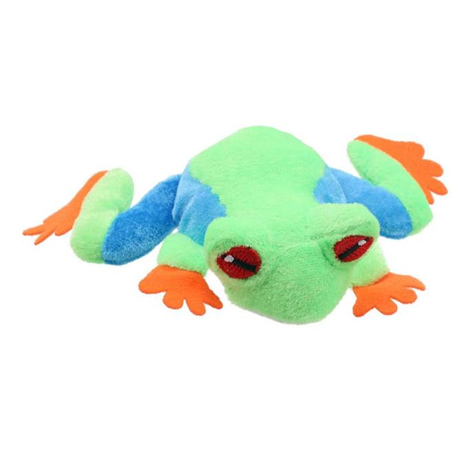 Puppet Company Tree Frog Finger Puppet