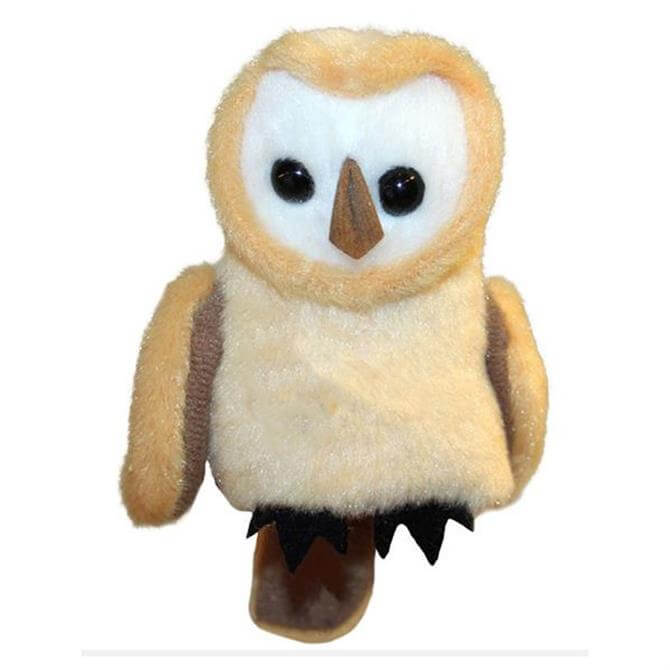 Puppet Company Barn Owl Finger Puppet
