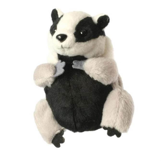 Puppet Company Badger Finger Puppet