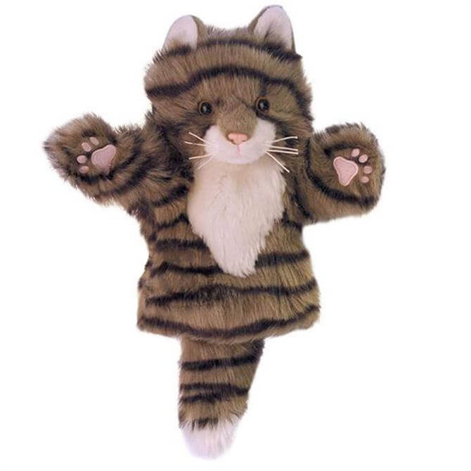 Puppet Company CarPet Tabby Cat