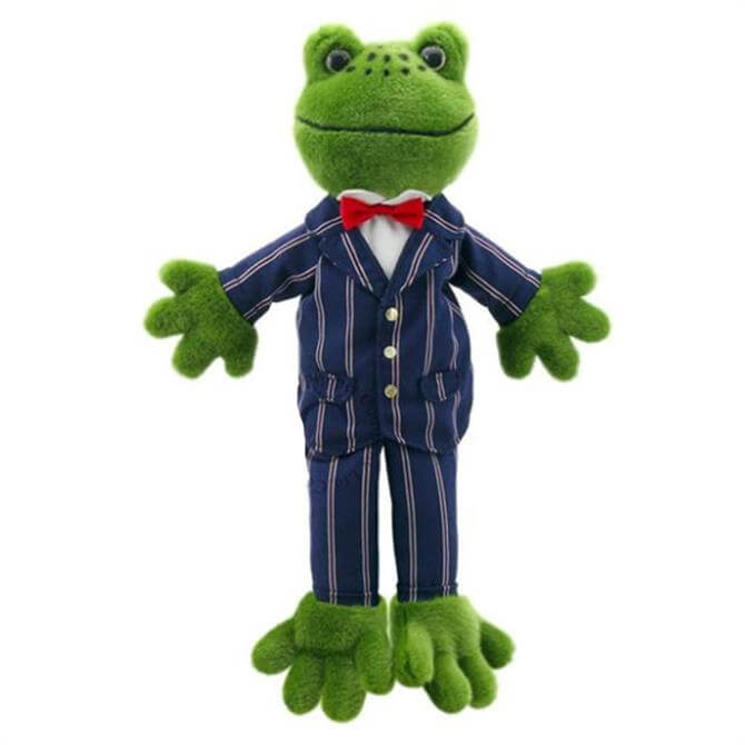 Puppet Company Dressed Frog