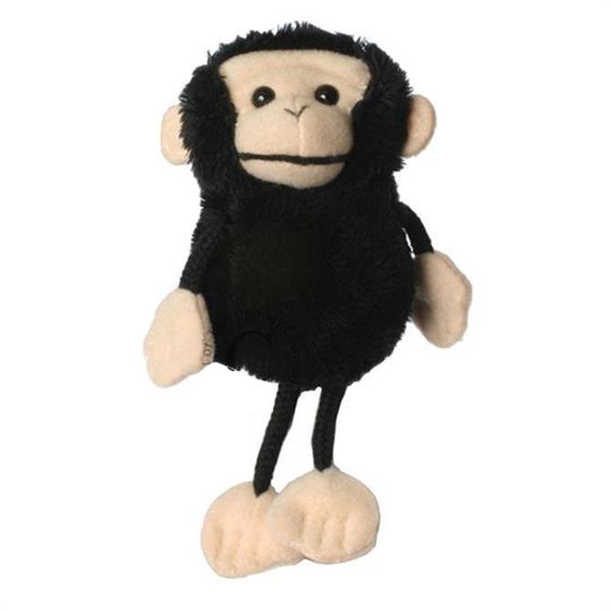 Puppet Company Chimp Finger Puppet