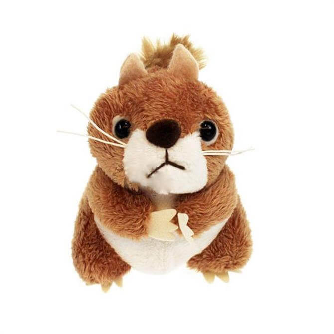 Puppet Company Red Squirrel Finger Puppet